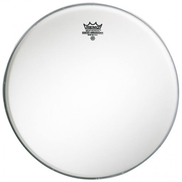 Remo 6'' Coated Ambassador